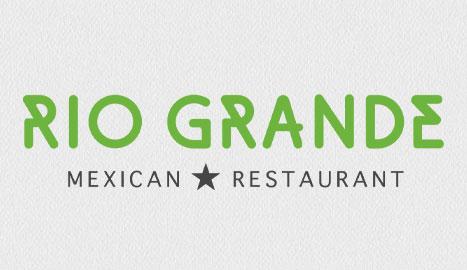 Rio Grande Mexican Restaurant Logo Redesign